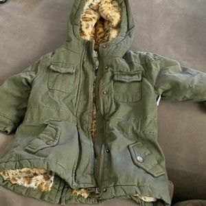 $128 Urban Republic Jacket Girls 12 mo